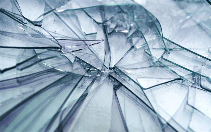 Como aproveitar um vidro quebrado